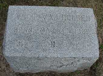 VANHELDEN, AART - Sioux County, Iowa | AART VANHELDEN