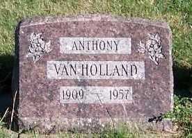 VANHOLLAND, ANTHONY - Sioux County, Iowa | ANTHONY VANHOLLAND