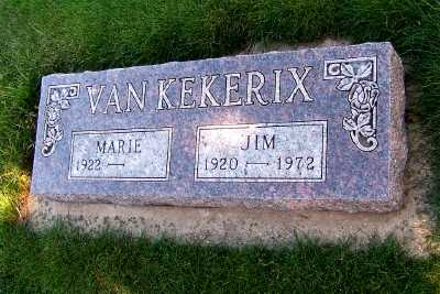 VANKEKERIX, JIM - Sioux County, Iowa | JIM VANKEKERIX
