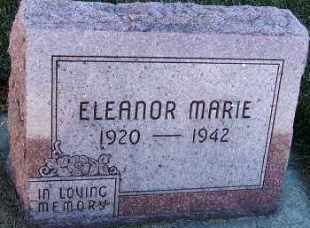 VANMAANEN, ELEANOR MARIE - Sioux County, Iowa | ELEANOR MARIE VANMAANEN