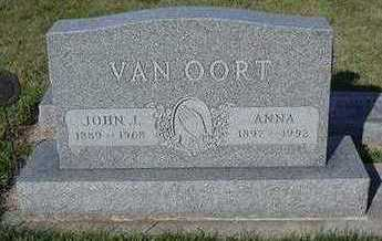 VANOORDT, JOHN J. - Sioux County, Iowa | JOHN J. VANOORDT