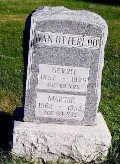 VANOTTERLOO, MARTJE - Sioux County, Iowa | MARTJE VANOTTERLOO