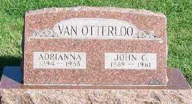 VANOTTERLOO, JOHN G. - Sioux County, Iowa | JOHN G. VANOTTERLOO