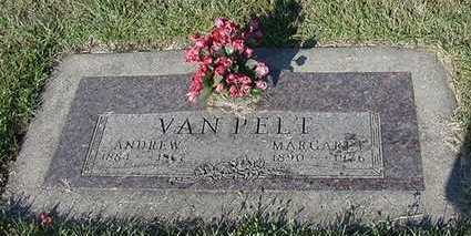 VANPELT, MARGARET (MRS. ANDREW) - Sioux County, Iowa | MARGARET (MRS. ANDREW) VANPELT