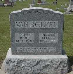 VANROEKEL, BART - Sioux County, Iowa | BART VANROEKEL