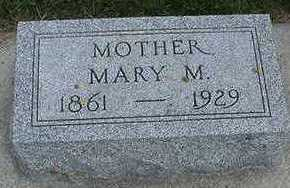 VANROOYEN, MARY M. - Sioux County, Iowa | MARY M. VANROOYEN