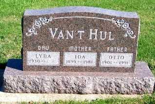 VANTHUL, IDA - Sioux County, Iowa | IDA VANTHUL