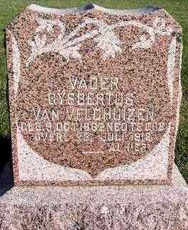 VANVELDHUIZEN, GYSBERTUS - Sioux County, Iowa | GYSBERTUS VANVELDHUIZEN