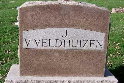 VANVELDHUIZEN, J. HEADSTONE - Sioux County, Iowa | J. HEADSTONE VANVELDHUIZEN