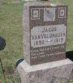 VANVELDHUIZEN, JACOB - Sioux County, Iowa | JACOB VANVELDHUIZEN
