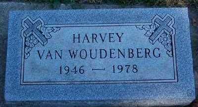 VANWOUDENBURG, HARVEY - Sioux County, Iowa | HARVEY VANWOUDENBURG
