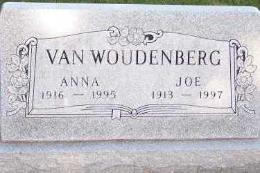 VANWOUDENBURG, JOE - Sioux County, Iowa | JOE VANWOUDENBURG