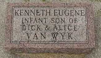 VANWYK, KENNETH EUGENE - Sioux County, Iowa | KENNETH EUGENE VANWYK