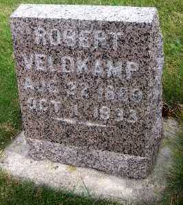 VELDKAMP, ROBERT - Sioux County, Iowa | ROBERT VELDKAMP