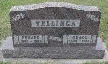 VELLINGA, EDWARD - Sioux County, Iowa | EDWARD VELLINGA