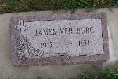 VERBURG, JAMES - Sioux County, Iowa | JAMES VERBURG