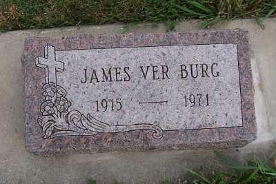 VERBURG, JAMES - Sioux County, Iowa | JAMES VERBURG