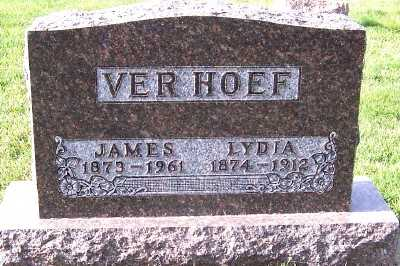VERHOEF, JAMES - Sioux County, Iowa | JAMES VERHOEF