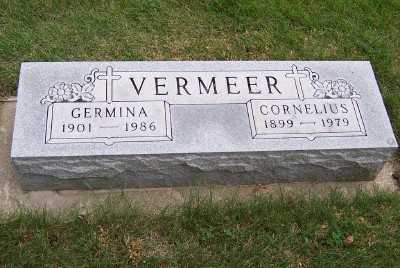 VERMEER, GERMINA - Sioux County, Iowa | GERMINA VERMEER