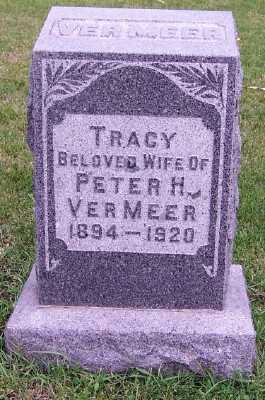 VERMEER, TRACY (MRS. PETER H.) - Sioux County, Iowa | TRACY (MRS. PETER H.) VERMEER