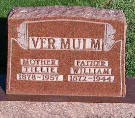 VERMULM, TILLIE - Sioux County, Iowa | TILLIE VERMULM