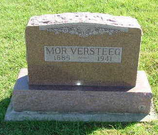 VERSTEEG, MOR - Sioux County, Iowa | MOR VERSTEEG