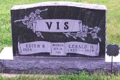 VIS, GERALD H. - Sioux County, Iowa | GERALD H. VIS