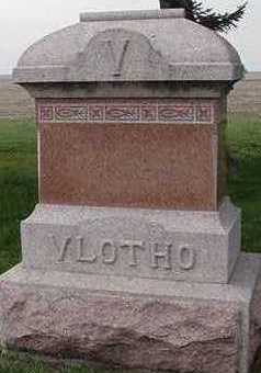 VLOTHO, HEADSTONE2 - Sioux County, Iowa | HEADSTONE2 VLOTHO
