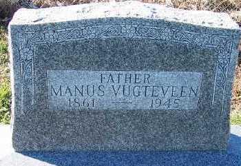 VUGTEVEEN, MANUS - Sioux County, Iowa | MANUS VUGTEVEEN