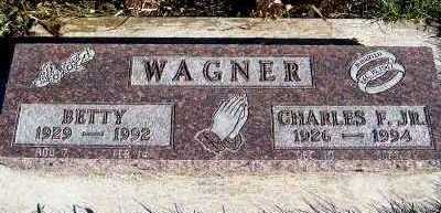 WAGNER, BETTY - Sioux County, Iowa | BETTY WAGNER