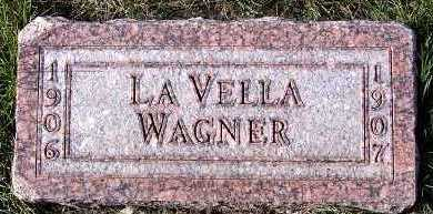 WAGNER, LAVELLA - Sioux County, Iowa | LAVELLA WAGNER