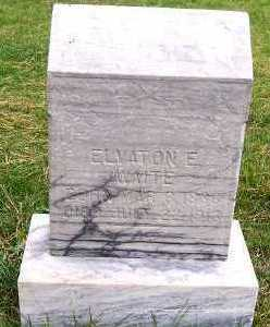 WAITE, ELVATON E. - Sioux County, Iowa | ELVATON E. WAITE