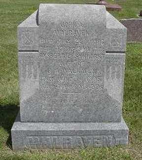 WALRAVEN, JOHN A. - Sioux County, Iowa | JOHN A. WALRAVEN