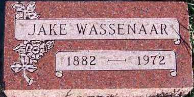 WASSENAAR, JAKE - Sioux County, Iowa | JAKE WASSENAAR