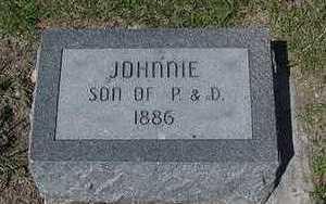 WASSENAAR, JOHNNIE - Sioux County, Iowa | JOHNNIE WASSENAAR