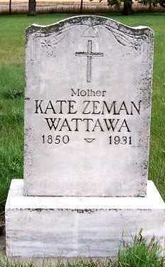 ZEMAN WATTAWA, KATE - Sioux County, Iowa | KATE ZEMAN WATTAWA