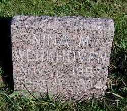 WERKHOVEN, NINA M. - Sioux County, Iowa | NINA M. WERKHOVEN
