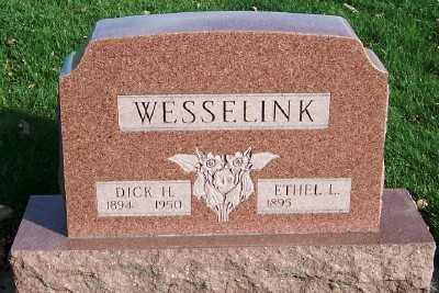 WESSELINK, DICK H. - Sioux County, Iowa | DICK H. WESSELINK