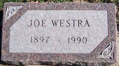 WESTRA, JOE - Sioux County, Iowa | JOE WESTRA
