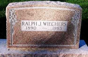 WIECHERS, RALPH J. - Sioux County, Iowa | RALPH J. WIECHERS