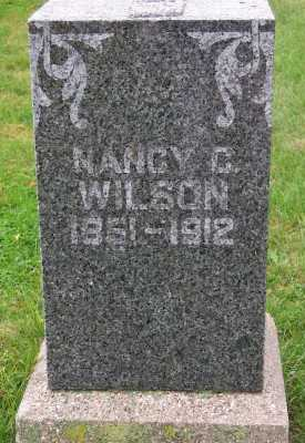WILSON, NANCY C. - Sioux County, Iowa | NANCY C. WILSON