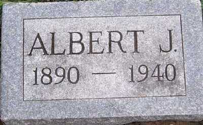 WINTERFELD, ALBERT J. - Sioux County, Iowa | ALBERT J. WINTERFELD