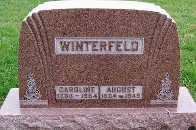 WINTERFELD, AUGUST - Sioux County, Iowa | AUGUST WINTERFELD