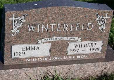 WINTERFELD, EMMA - Sioux County, Iowa | EMMA WINTERFELD