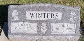 WINTERS, LOUIS - Sioux County, Iowa | LOUIS WINTERS