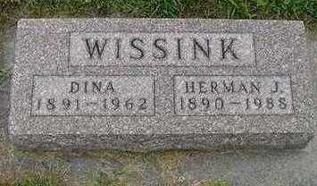 WISSINK, HERMAN - Sioux County, Iowa | HERMAN WISSINK