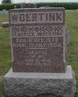 WOERTINK, HENDRIK - Sioux County, Iowa | HENDRIK WOERTINK