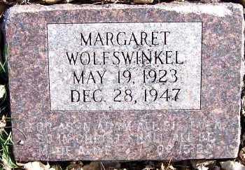 WOLFSWINKEL, MARGARET - Sioux County, Iowa | MARGARET WOLFSWINKEL