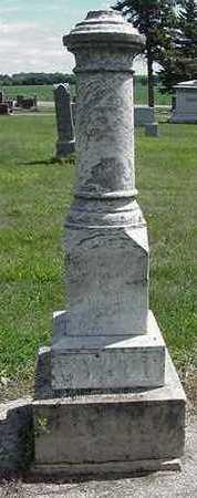 WYATT, MARY A. - Sioux County, Iowa   MARY A. WYATT