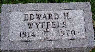 WYFFELS, EDWARD H. - Sioux County, Iowa | EDWARD H. WYFFELS